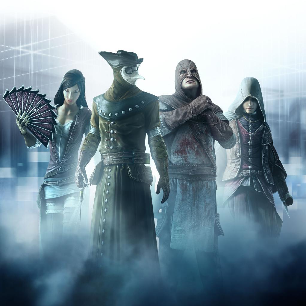 Assassins creed brotherhood pron pics exposed film